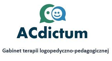 ACdictum Gabinet terapii logopedyczno-pedagogicznej